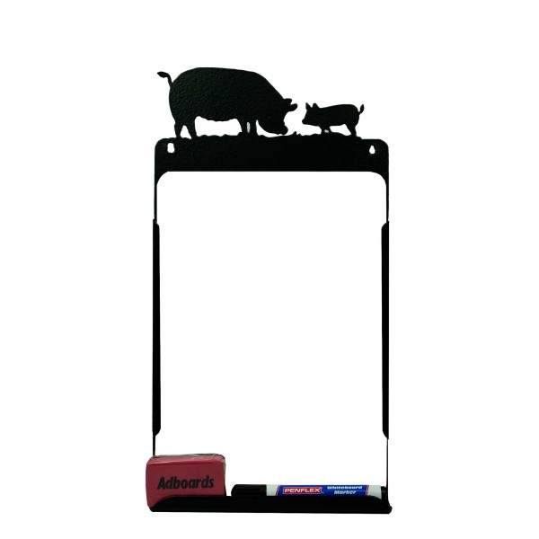 Whiteboard Pigs Schweine The Profiles Range
