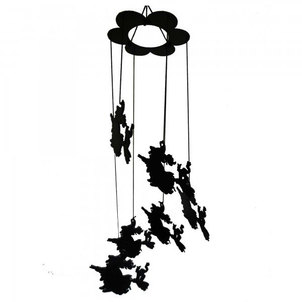 Wind Chimes Witch Hexe Windspiel The Profiles Range