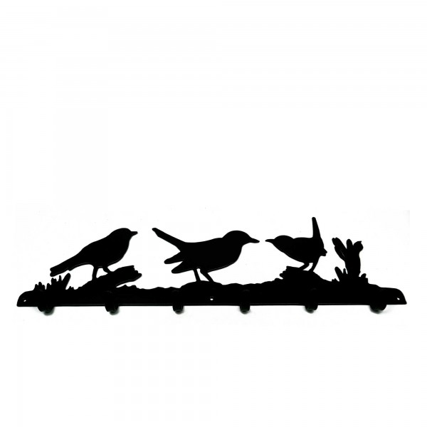 Garderobenleiste Panoramic Birds Vögel Coat Rack The Profiles Range